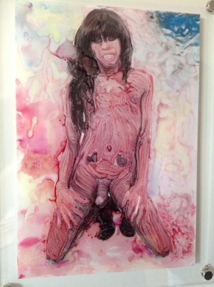 Marianne Darlén Solhaugstrand, Juicier - All Artists are Hermaphrodites. Foto: Jiri Havran