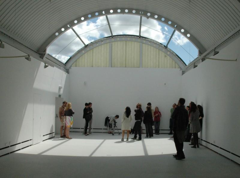 A Kassen, Minus Roof, Wysing Arts Centre, 2009. Foto: Anders Sune Berg.