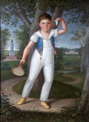 Jacob Munch: Prins Frederik Carl Christian, (1813–14). Foto: Stiftelsen Eidsvoll 1814