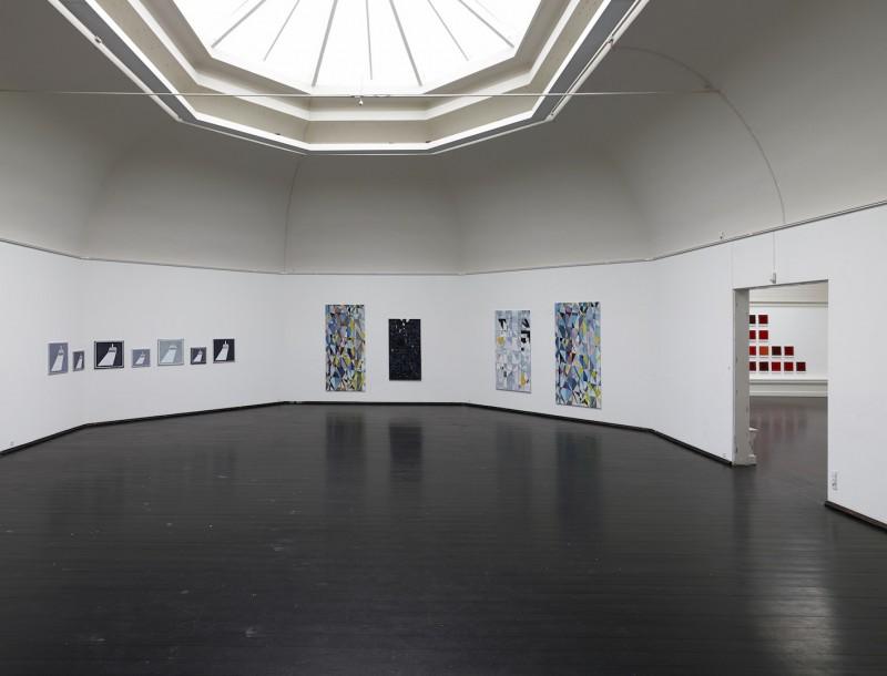 A Kassen Carnegie Art Award 2014, installasjonsfoto Den Frie. Foto: Anders Sune Berg