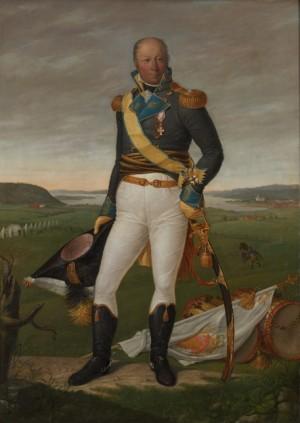 Jacob Munch, Generalmajor Dideric Hegermann (1816). Foto: Børre Høstland
