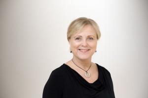 Portrettfoto av kulturminister Thorhild Widvey. Foto: Ilja C. Hendel