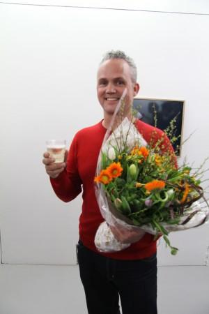 Prisvinner Ole Hagen. Foto: Fotogalleriet