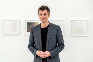 Johan Börjesson. Foto:  Marius Meli/ Trondheim Kunstmuseum