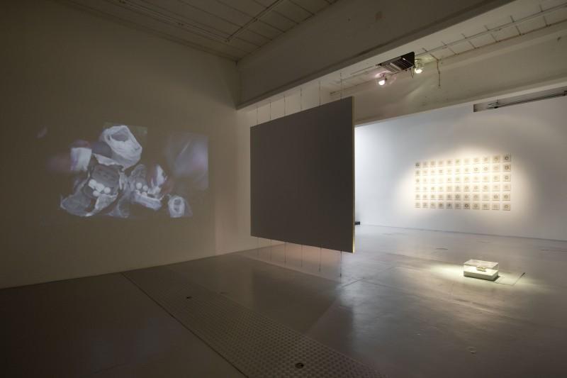 Runo Lagomarsino, Against My Ruins, installation view. Photo: Erling Lykke Jeppesen. Courtesy the artist & Nils Stærk, Copenhagen