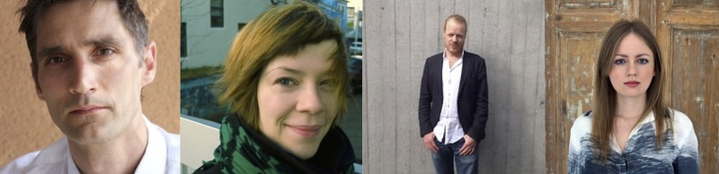 Jonatan Engqvist, Birta Gudjonsdottir, Toke Lykkeberg, Stefanie Hessler