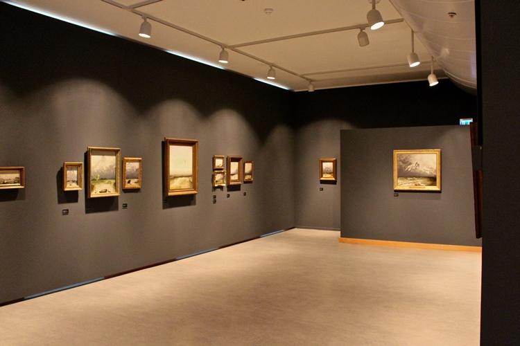 Oversiktsbilde, Peder Balke, Nordnorsk Kunstmuseum