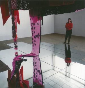 Elisabeth Haarr, Portrett av en trendsetter, 1986.
