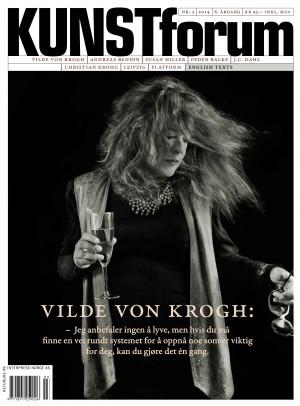 KunstForum-3-2014 omslag