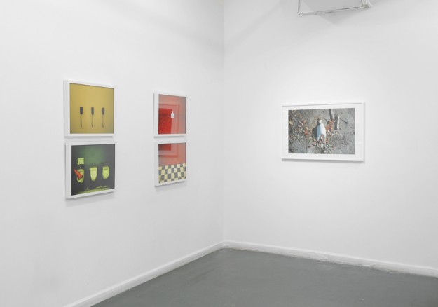 Stephen McClintock: Hood Pass Installation view Courtesy of the artist and Louis B. James Gallery, New York