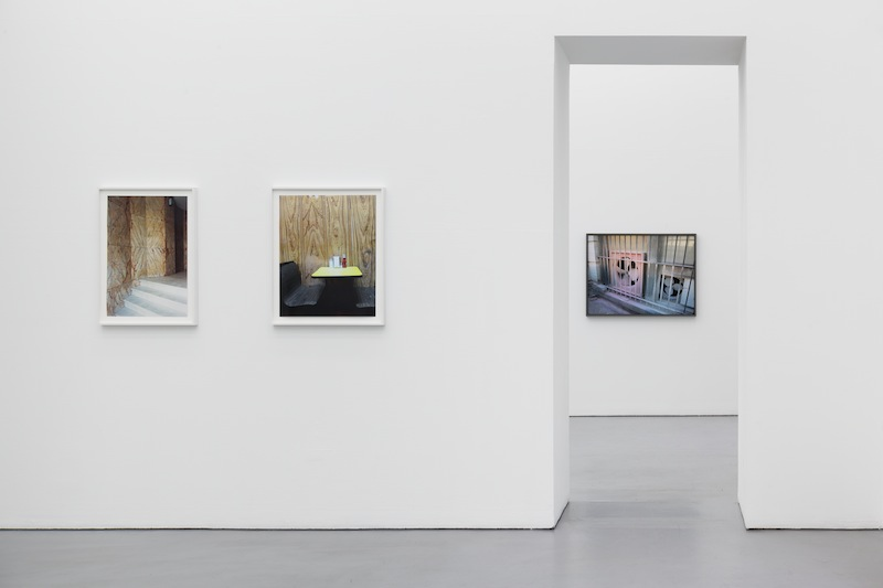 Eline Mugaas, installation view of Another Room, Galleri Riis, Stockholm, 2014