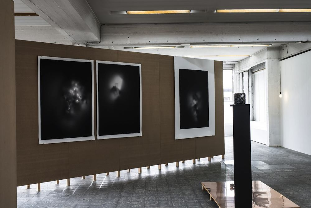 Allegory of the Cave Painting, installation view, Extra City Kunsthal, Antwerpen, 2014 © Christine Clinckx