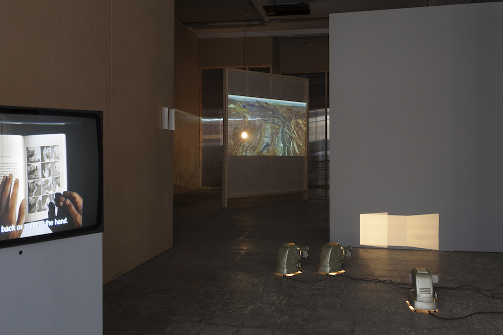 Allegory of the Cave Painting, installation view, Extra City Kunsthal, Antwerpen, 2014 © We Document Art