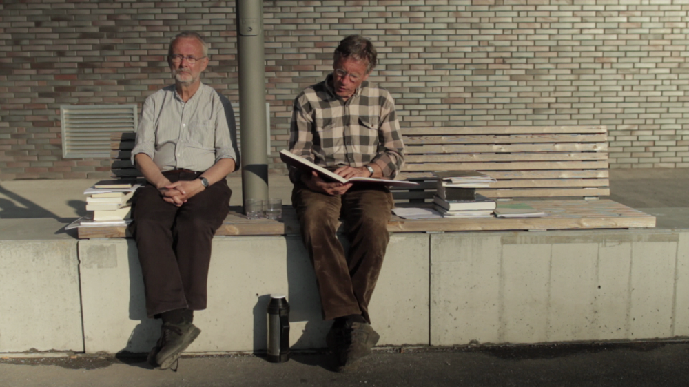 """Ane Hjort Guttu, Still from """"Four Studies of Oslo and New York"""", 2012"""