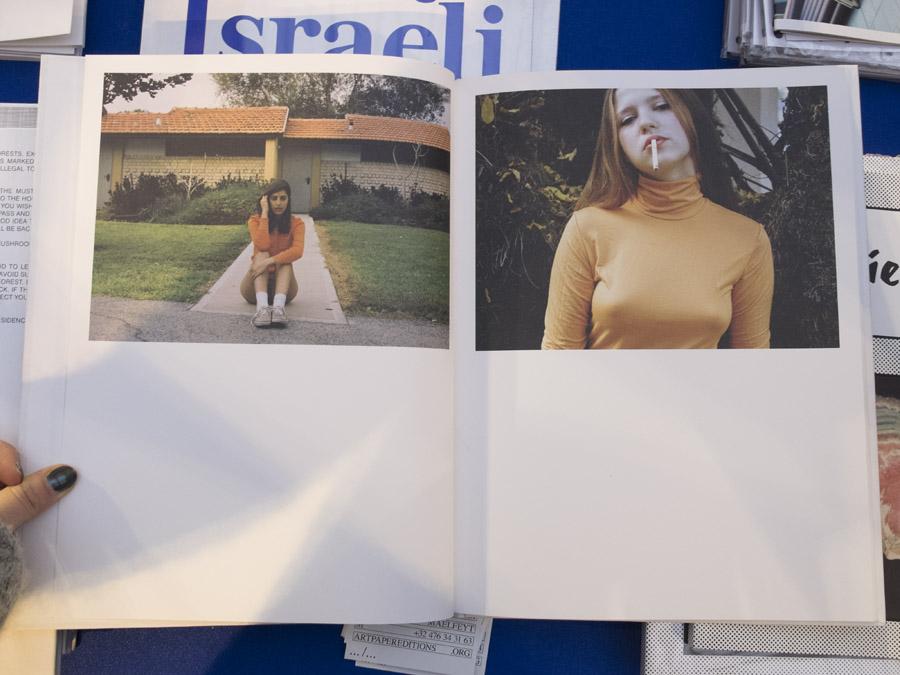 Dafy Hagai, Israeli girls. Foto: Andrea Gamst