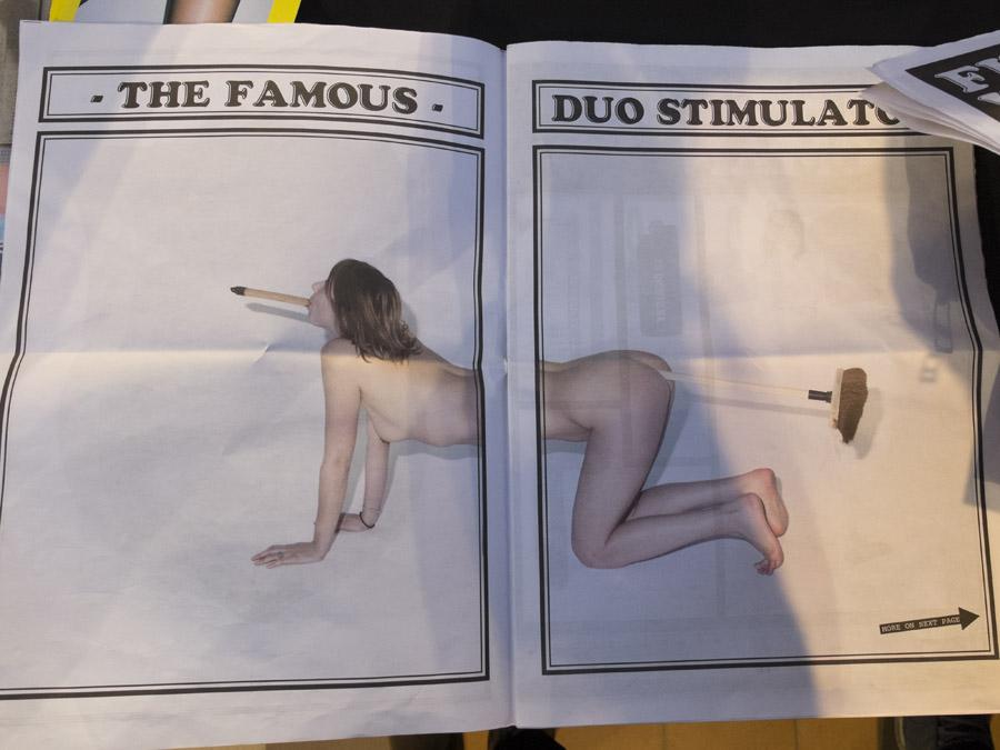 Studio XX, Studio XX, Issue#1. Foto Andrea Gamst