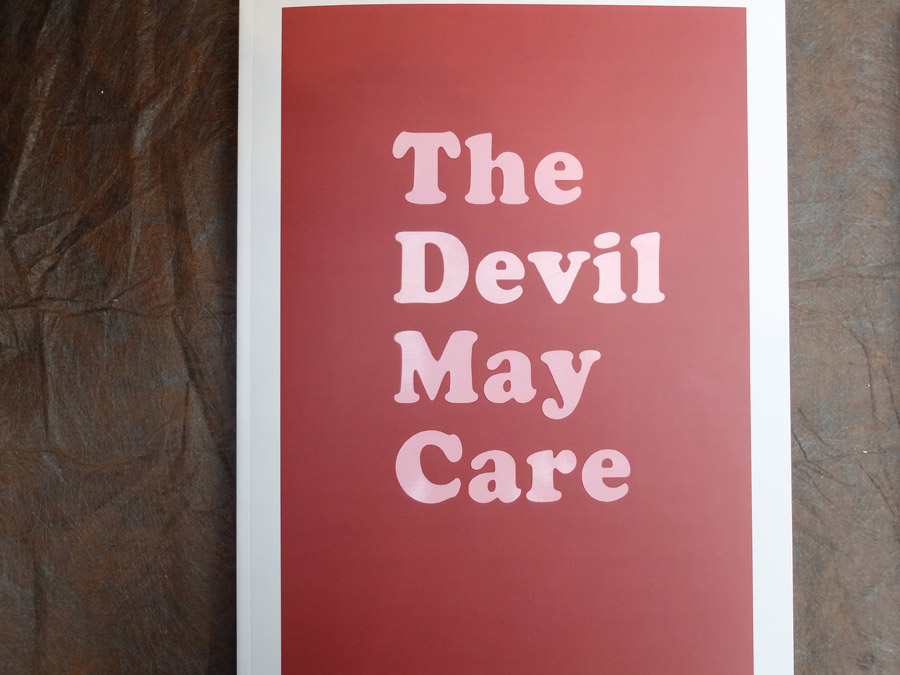A.McElroy, The devil may care. Foto: Andrea Gamst