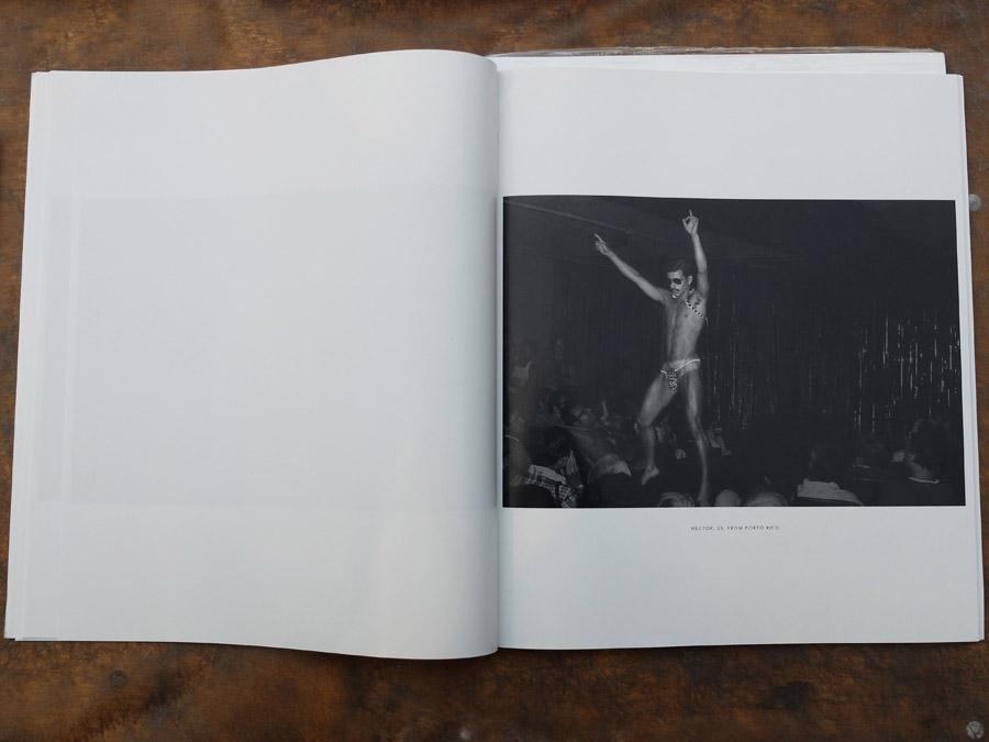 Gilles Bonnecarrère, Male dancers wanted. Foto: Andrea Gamst