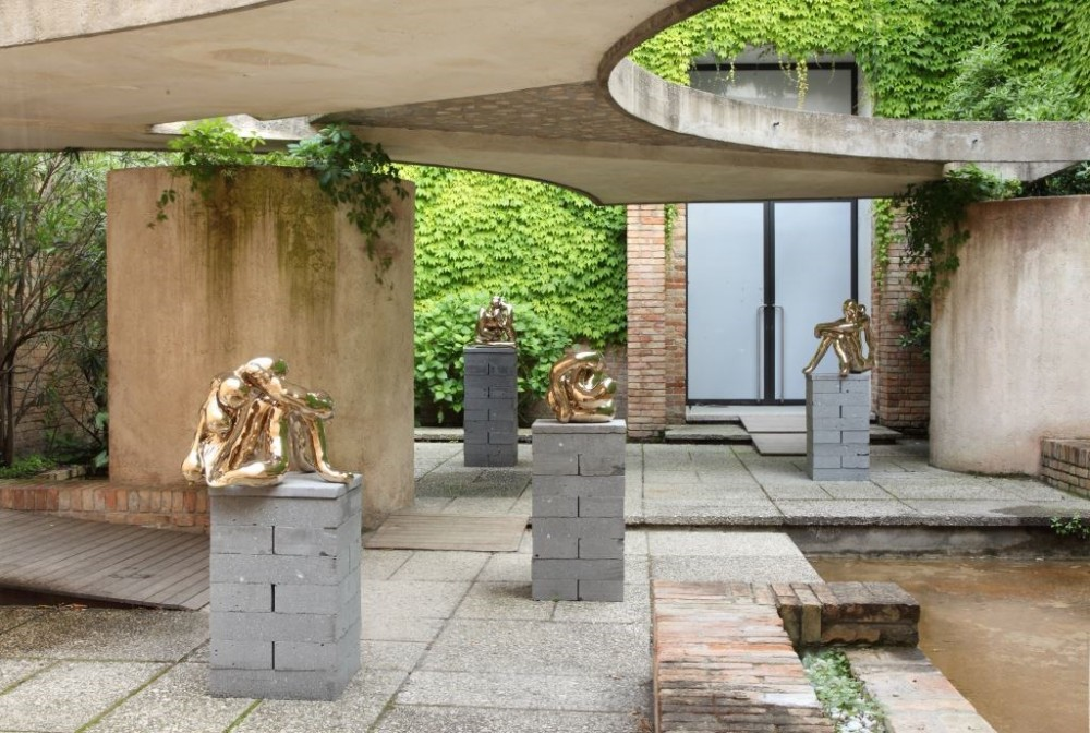 Installation View, Il Palazzo Enciclopedico (The Encyclopedic Palace), 55th International Art Exhibition, Venice 01 June - 24 November 2014, copyright the artist, courtesy Sadie Coles HQ, London