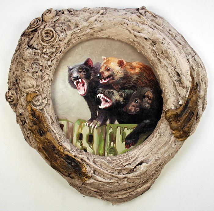 Sarah Bereza, The Animals, 2014. Courtesy of the artist