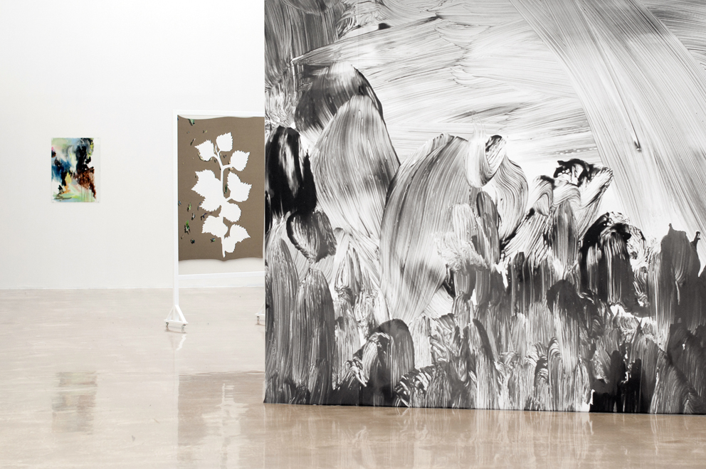 Ingrid Toogood, installasjonsbilde, Minner fra en hage II. Foto: Adrien le Gall / Kristiansand Kunstmuseum