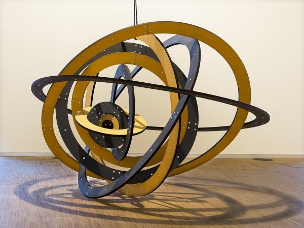 Snorre Ytterstad, Target Sculpture, 2014