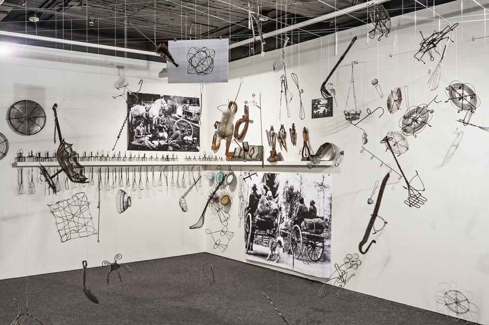 Guttorm Guttormsgaard, Utstillingsbilde fra 'KJENT UKJENT' på Stenersenmuseet 2015. Foto: Vegard Kleven