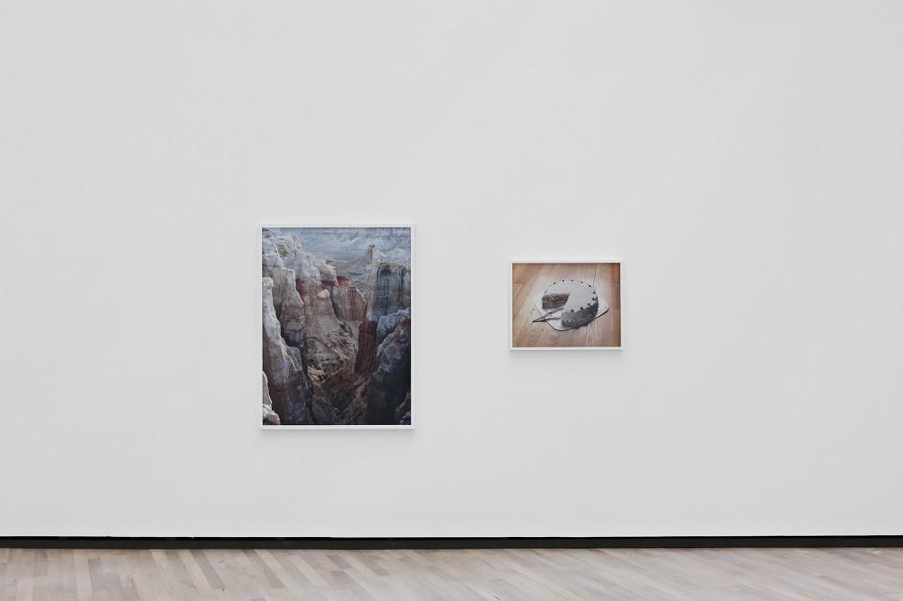 Torbjørn Rødland, Sasquatch Century, 2015. Installation view. Henie Onstad Kunstsenter, Oslo. Courtesy of the artist and STANDARD (OSLO), Oslo Photographer: Vegard Kleven
