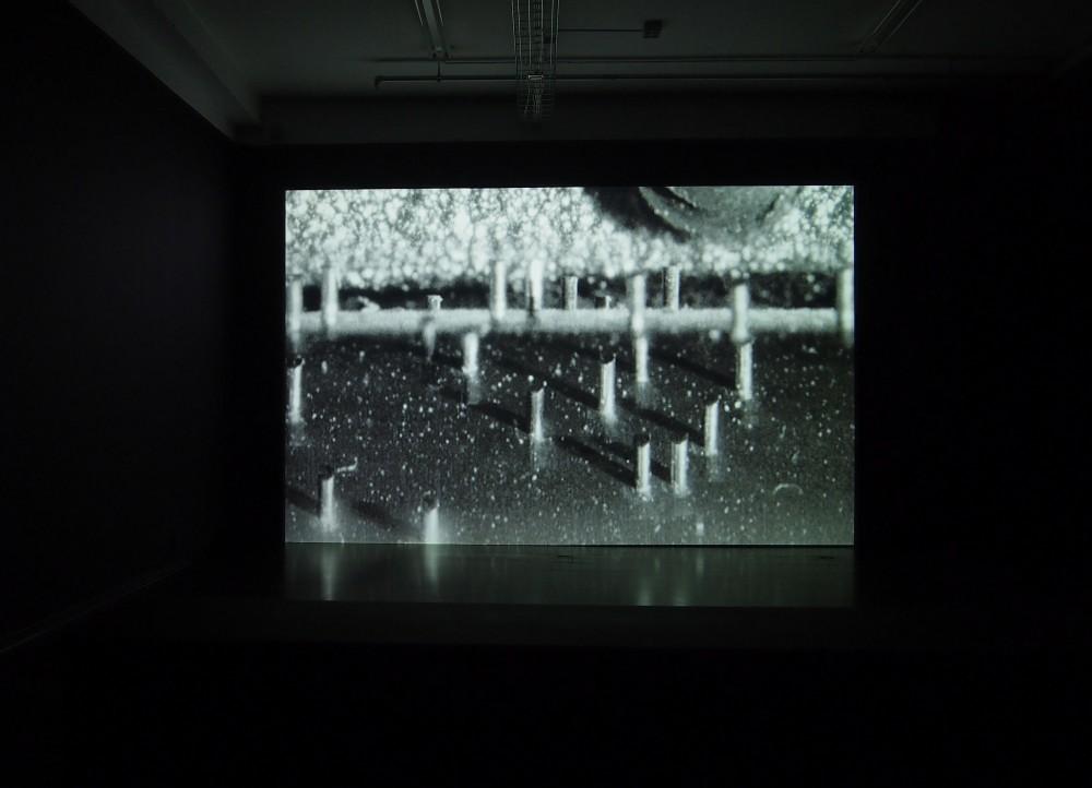Jonas Dahlberg, The Music Box (2015). Installasjonsbilde Kunsthall Trondheim. Courtesy Galerie Nordenhake