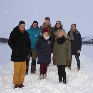Pikene på Broen. Foto: Lene Stavå