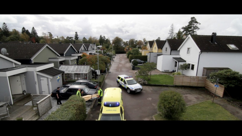 Mattias Härenstam, video still from Reconstruction, 2013. Courtesy: the artist.